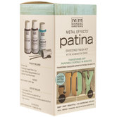 Patina Finish Metal Effects Kit